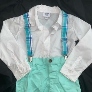 Toddler Boy Dress Outfit